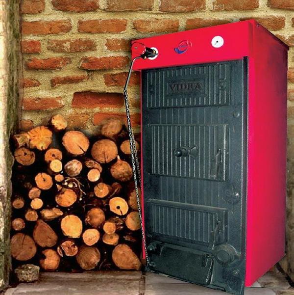 Отопление дома дровами 1