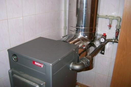 Дымоходы для котлов отопления 1