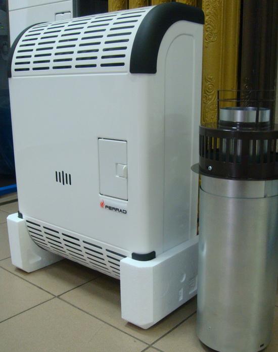 Запуск системы отопления 0