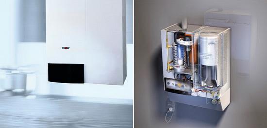 Газовые конденсационные настенные котлы 4