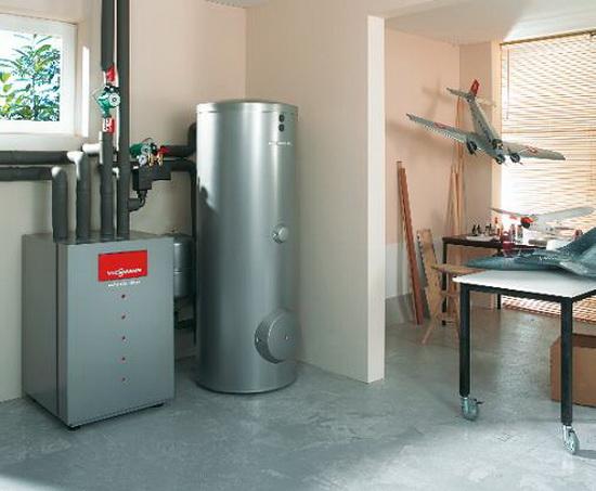 Напольный газовый котел с бойлером – почему именно это вариант 3