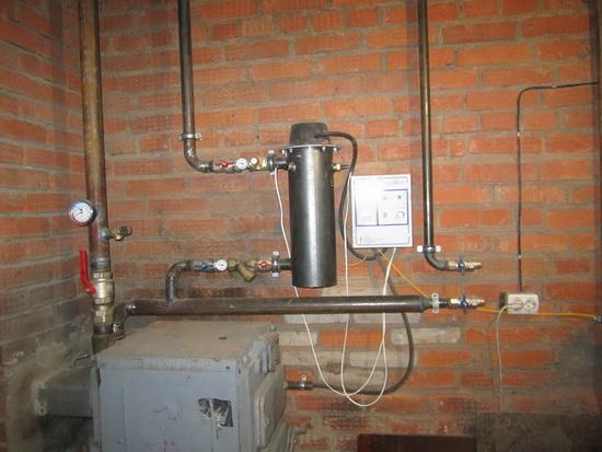 Электро - дровяные котлы отопления - котлы комбинированные 5