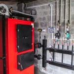 Электро - дровяные котлы отопления - котлы комбинированные 1