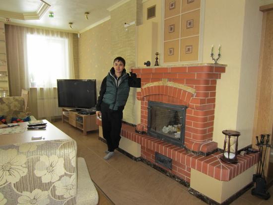 Финская печь для отопления дома - печь дровяная для деревянного дома 4