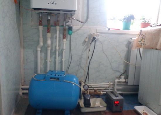 Газовый котел Навьен - технические характеристики, неисправности, отзывы, инструкция 5