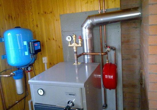 Котлы отопления комбинированные газ / дрова - характеристики и отзывы 2