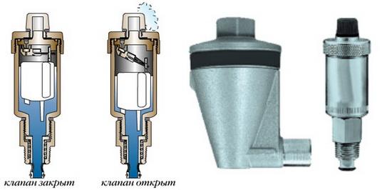 Кран Маевского - фото, технические характеристики, производители, особенности 2