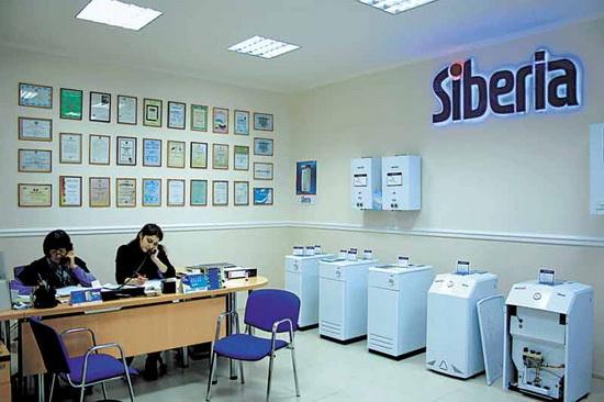 Напольные газовые котлы Сиберия - технические характеристики и отзывы 5