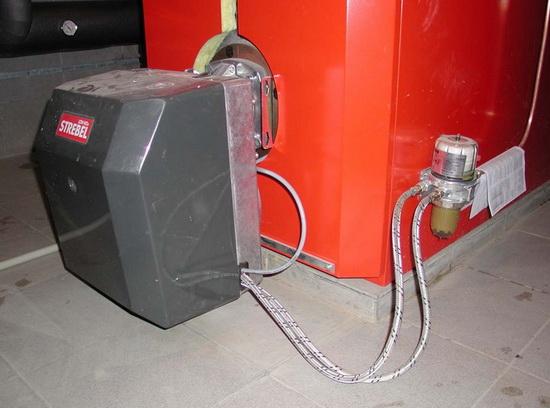 Дизельный котел отопления - какой расход топлива считать нормальным? 5