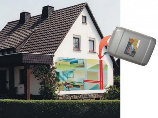 Незамерзайка в систему отопления частного дома 3