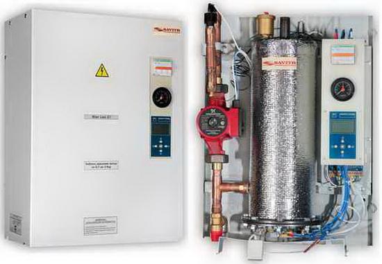 Лучший электрический котел для отопления частного дома - отзывы, расход, где купить 3