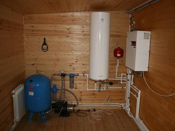 Электрическое отопление загородного дома - все варианты 4