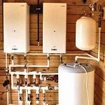 Оптимальное газовое отопление загородного дома – цена и отзывы 1