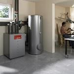 Отопление загородного дома – все варианты и выбор топлива 1