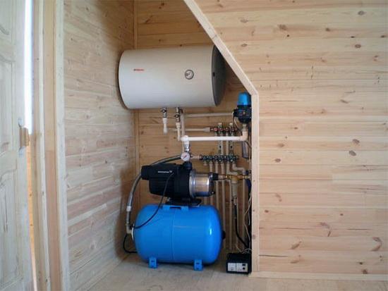 Считаем стоимость отопления электричеством загородного дома 3