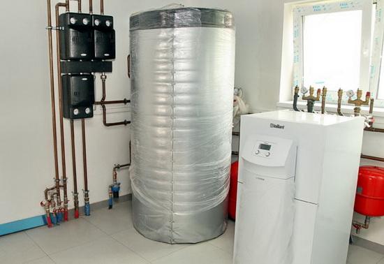 Правильный расчет отопления - по объему помещения 2