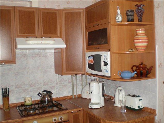 дизайн кухни с котлом индивидуального отопления в углу фото 7