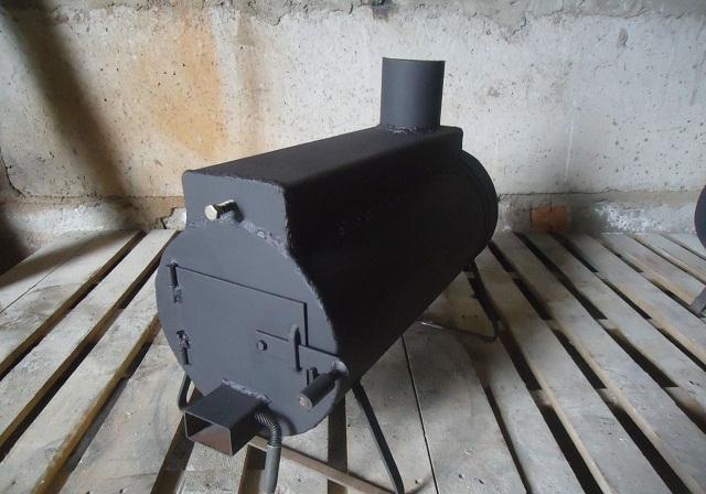 Виды дровяных печей длительного горения для отопления дома 5