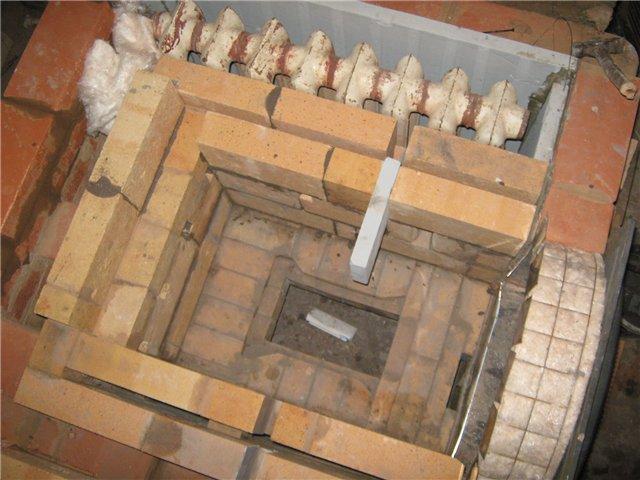 кирпичная печь с котлом водяного отопления своими руками фото 2