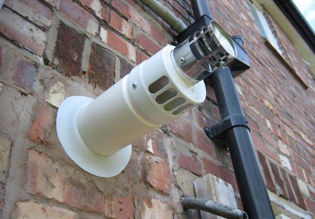коаксиальная труба для газового настенного котла установка фото 1