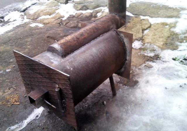 котлы длительного горения на дровах для дома своими руками фото 9