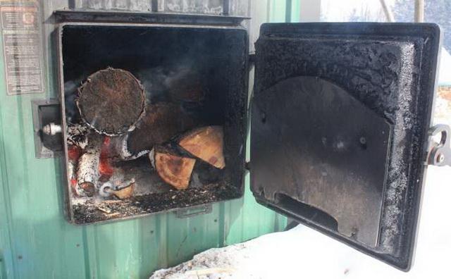 Отопительные печи длительного горения с водяным контуром для дома 2