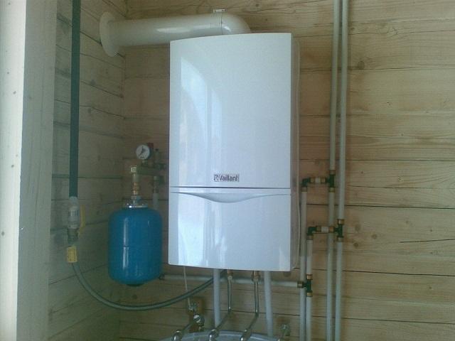 Как выбрать газовый котел для отопления дома и ГВС 1