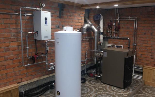 Требования к помещению для газового котла в частном доме 4