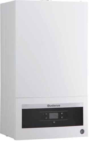 Настенные газовые котлы Buderus Logomax фото