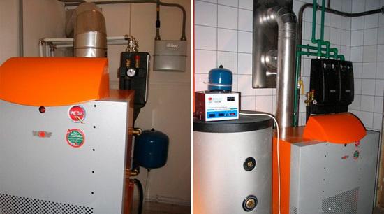 Как экономить на отоплении - конденсационные газовые напольные котлы 5