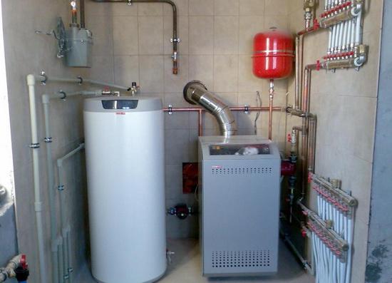 Какой газовый котел выбрать - настенный или напольный 3