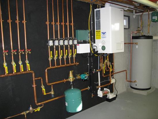 Какие нормы и правила при установке настенного газового котла 2