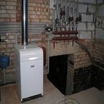 Как правильно установить напольный газовый котел 1