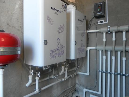 Газовый котел Навьен - технические характеристики, неисправности, отзывы, инструкция 3
