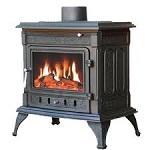 Чугунные печи - камины длительного горения для отопления дома 1