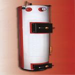Получаем горячую воду от дров - используем двухконтурный твердотопливный котел длительного горения 1