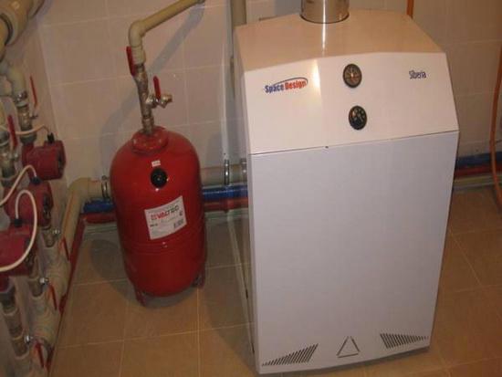 Напольные газовые котлы Сиберия - технические характеристики и отзывы 3
