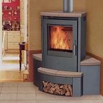 Какая угловая печь камин для дачи - Нева угловая или Бавария угловая? 1