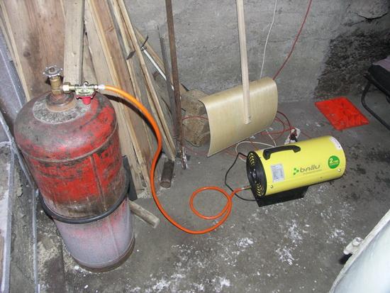 Отзывы по газовым пушкам для обогрева помещений прямого и непрямого нагрева 2