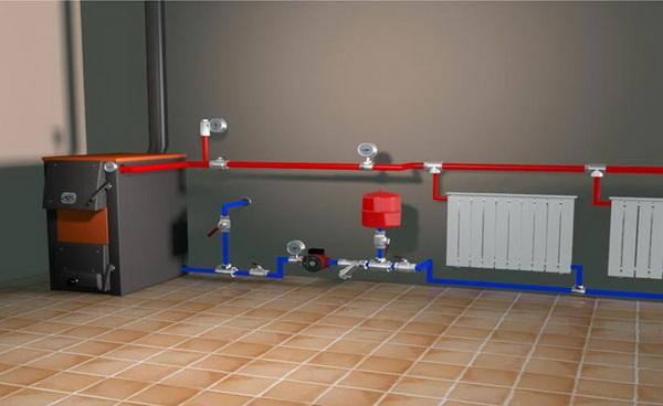 Автономное газовое отопление дома за городом – отзывы и цена под ключ 2