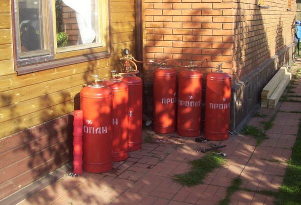 Автономное газовое отопление дома за городом – отзывы и цена под ключ 3