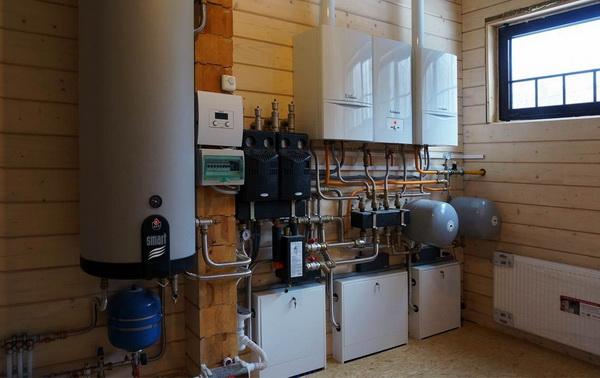 Газовое отопление загородного дома – все варианты и цены 3