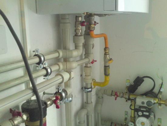 Газовые котлы отопления для загородного дома – 3 варианта 2