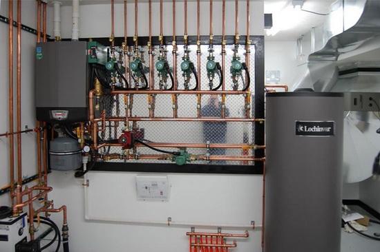 Газовые котлы отопления для загородного дома – 3 варианта 4