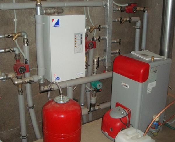 Простое отопление загородного дома газом – варианты, схема, стоимость 2