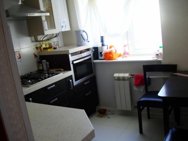 дизайн кухни с котлом индивидуального отопления в углу фото 5