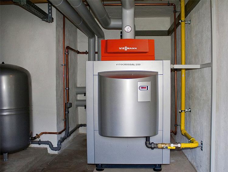 Требования к помещению для газового котла в частном доме 1